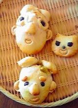 顔パン(焼成後)2.JPGのサムネール画像
